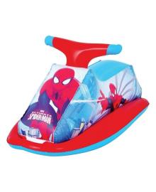 Надувной плотик Bestway Скутер Spider Man 98012, 6942138912098