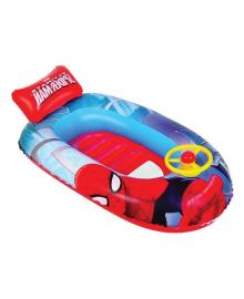 Надувная детская лодочка Bestway Spider Man 98009