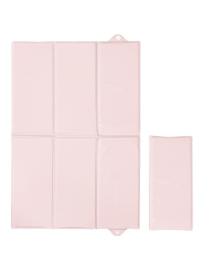Пеленальный матрасик Ceba Baby Pastel складной Pink 40х60