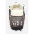 Конверт в сани на овчине бежевый Модный карапуз 03-00469-1