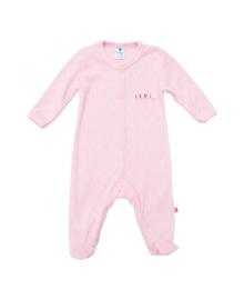 Человечек Ажур с открытыми рукавами розовый Minikin 204503