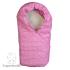 Конверт-одеяло на овчине зимний розовый Minikin 0027
