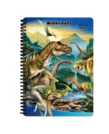 Блокнот Prime 3D Динозавры