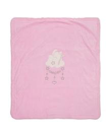Одеяло Garden Baby Velour Pink 105х90