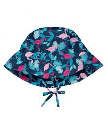 Солнцезащитная панамка I Play Navy Flamingos 2-4 года 747161-647-53