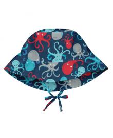 Солнцезащитная панамка I Play Navy Octopus 2-4 года 747161-6306-53