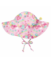 Солнцезащитная панамка I Play Light Pink Dragonfly Floral 9-18 мес 787160-2300-52