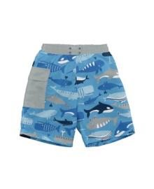 Шорты-подгузник для плавания I Play Blue Whale League 12мес 722169-6303-43