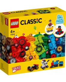 Конструктор LEGO Кубики и колеса (11014), 5702016889192