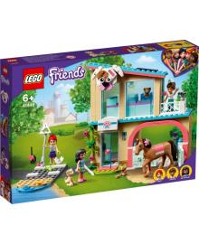 Конструктор LEGO Ветеринарная клиника Хартлейк Сити (41446)