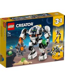 Конструктор LEGO Космічний робот для гірських робіт (31115), 5702016889376