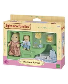 Набор Sylvanian Families Новорожденный 4333, 5054131043332