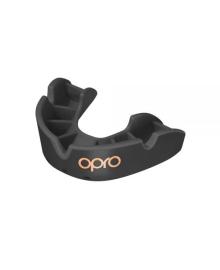 Капа OPRO Junior Bronze Black (art.002185001)