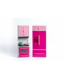 Ігровий набір кухня для ляльок My happy kitchen