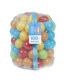 Разноцветные Шарики Для Сухого Бассейна, 100 Шт. Little Tikes Outdoor (642821E4C)