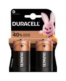 Батарейка DURACELL D/ LR20 /MN1300 KPN 02*10