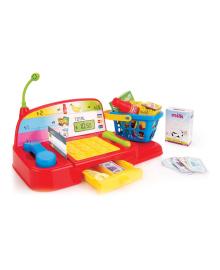 Игровой набор Wader Касса магазина с оборудованием