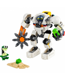 Конструктор Lego Creator Космический Робот Для Горных Работ (31115)