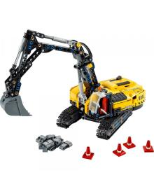 Конструктор Lego Technic Сверхмощный Экскаватор (42121), 5702016890976