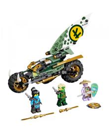 Конструктор Lego Ninjago Мотоцикл Для Джунглей Ллойда (71745)