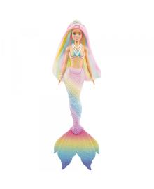 """Кукла-русалка """"Цветная игра"""" серии Дримтопия Barbie"""