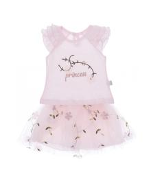 Комплект Bebetto Princess Blossom K3093, 8697558729600