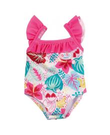 Одежда для куклы BABY BORN  - ПРАЗДНИЧНЫЙ КУПАЛЬНИК S2 (на 43 cm, c зайчиком)