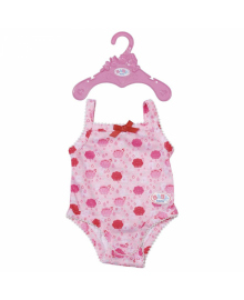 Одежда для куклы BABY BORN - БОДИ S2 (розовое)