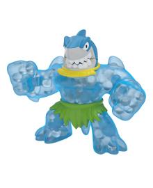 Игрушка-тянучка GooJitZu Dino Power Heroes Траш 12 см