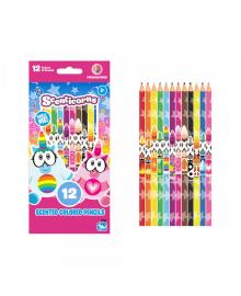SCENTICORNS 12 ароматизированных цветных карандашей