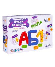 Набор для творчества Genio Kids Буквы и цифры