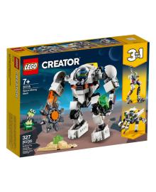 LEGO® Creator Космический добывающий робот 31115
