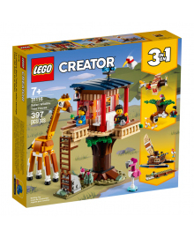LEGO® Creator Домик на дереве во время сафари 31116