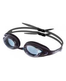 Очки для плавания MadWave ALLIGATOR M042713, черные