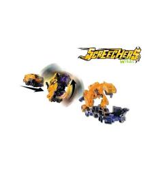 Машинка-трансформер SCREECHERS WILD! L 2 -ТИ-РЕККЕР EU683121, 6900006489905