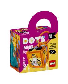 LEGO® DOTS Брелок для сумочки «Леопард» 41929