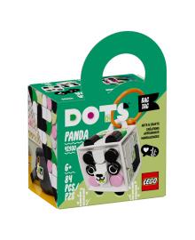 LEGO® DOTS Брелок для сумочки «Панда» 41930
