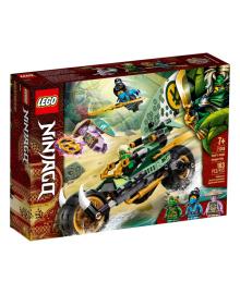 LEGO® NINJAGO® Мотоцикл для джунглей Ллойда 71745