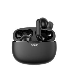 Беспроводная Bluetooth 5.0 гарнитура Havit I99 Black спортивные наушники 7023-22321