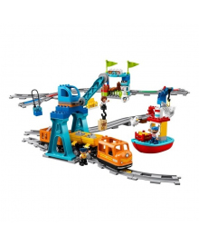 LEGO® DUPLO® Грузовой поезд 10875