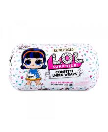 Игровой Набор L.O.L. Surprise! С Куклой Серии Under Wraps - Конфетти (571469)