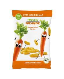 Палочки кукурузные органические Freche Freunde Морковка 30 г