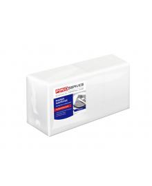 Серветки PRO service Comfort 24х24 білі, 200 аркушів 4823071636147