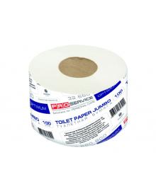 Папір туалетний PRO service Optimum 1 шар, 100 м, 16 рулонів 4823071617900