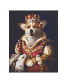 Картина по номерам Riviera Blanca Королева