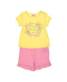 Комплект Silversun Underwater World Yellow and Pink KT115963, 8682113234637