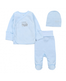 Комплект Фламинго Little boss Blue 409-1022, 4829960121343, 4829960121305