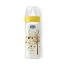 Бутылочка Chicco Wellbeing унисекс, 330 мл, соска силикон