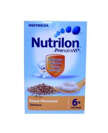 Каша молочная Nutrilon Гречневая 225 г