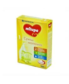Смесь молочная сухая Milupa 1, 350 г